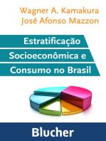 Estratificação socioeconômica e consumo no Brasil