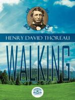 Essays of Henry David Thoreau - Walking