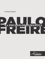 Paulo freire e a psicanálise humanista