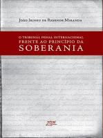 O Tribunal Penal Internacional frente ao princípio da soberania
