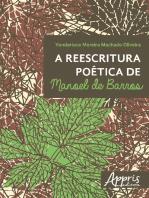 A Reescritura poética de Manoel de Barros