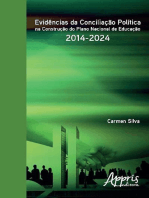 Evidências da conciliação política na construção do plano nacional de educação - 2014-2024