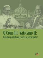 O Concílio Vaticano II