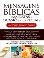 Mensagens Bíblicas para Datas e Ocasiões Especiais