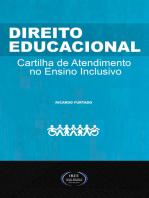 Direito Educacional – Cartilha de Atendimento no Ensino Inclusivo
