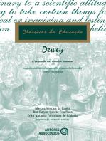 A valoração nas ciências humanas: John Dewey (1859-1952)