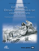 Em Jesus, Deus comunica-se com o povo
