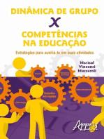 Dinâmica de grupo x competências na educação