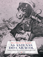 As antenas do caracol: Notas sobre literatura infantojuvenil