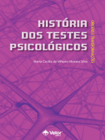 História dos Testes Psicológicos