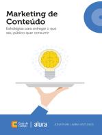 Marketing de conteúdo: Estratégias para entregar o que seu público quer consumir