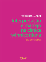 Interpretação e manejo na clínica winnicottiana