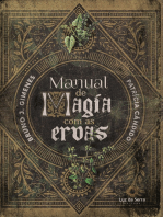 Manual de Magia com as Ervas