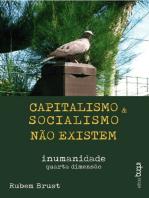 Capitalismo e socialismo não existem