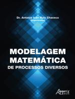 Modelagem Matemática de Processos Diversos