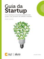 Guia da Startup