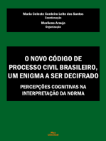 O Novo Código de Processo Civil Brasileiro, um enigma a ser decifrado