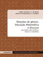 Relações de gênero, Educação Matemática e discurso