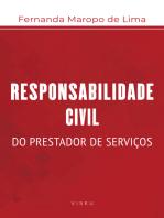 Responsabilidade civil do prestador de serviços