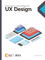 Introdução e boas práticas em UX Design