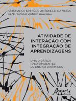 Atividade de interação com integração de aprendizagens: Uma didática para ambientes de ensino dinâmico
