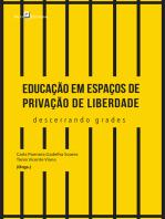 Educação em espaços de privação de liberdade