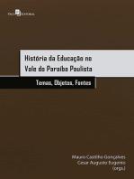 História da educação no Vale do Paraíba Paulista