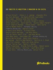 101 Conceitos de Arquitetura e Urbanismo na era digital