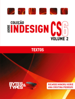 Coleção Adobe InDesign CS6 - Textos