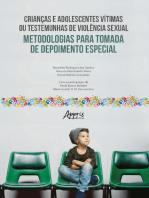 Crianças e adolescentes vítimas ou testemunhas de violência sexual