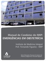 Manual de condutas do IMIP