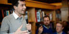 Pete Buttigieg's Very Public Faith Is Challenging Assumptions