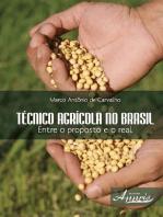 Técnico agrícola no brasil