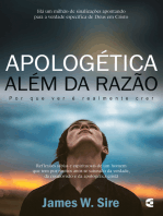 Apologética além da razão