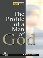 The profile of a man of God