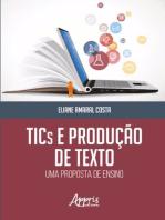 Tics e produção de texto