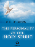 The Personality of the Holy Spirit