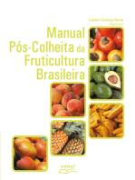 Manual pós-colheita da fruticultura brasileira