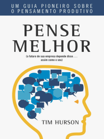 Leia Pense Melhor on-line de Tim Hurson | Livros