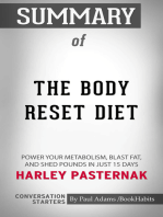 Summary of The Body Reset Diet