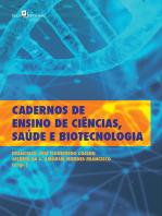 Cadernos de Ensino de Ciências, Saúde e Biotecnologia