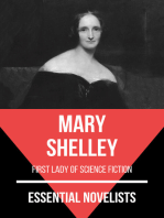 Essential Novelists - Mary Shelley