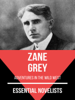 Essential Novelists - Zane Grey