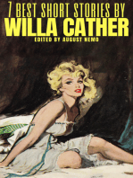 7 Best Short Stories by Willa Cather