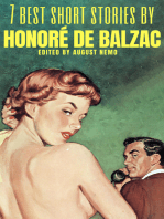 7 best short stories by Honoré de Balzac