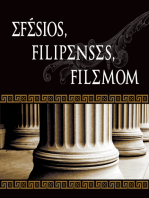 Efésios, Filipenses, Filemon