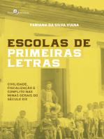 Escolas de Primeiras Letras