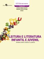 Leitura e Literatura Infantil e Juvenil