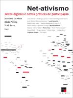 Net-ativismo: Redes digitais e novas práticas de participação