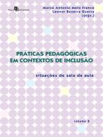Práticas Pedagógicas em Contextos de Inclusão